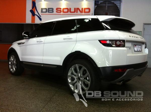 Land Rover Evoque Db Sound Som E Acess 243 Rios
